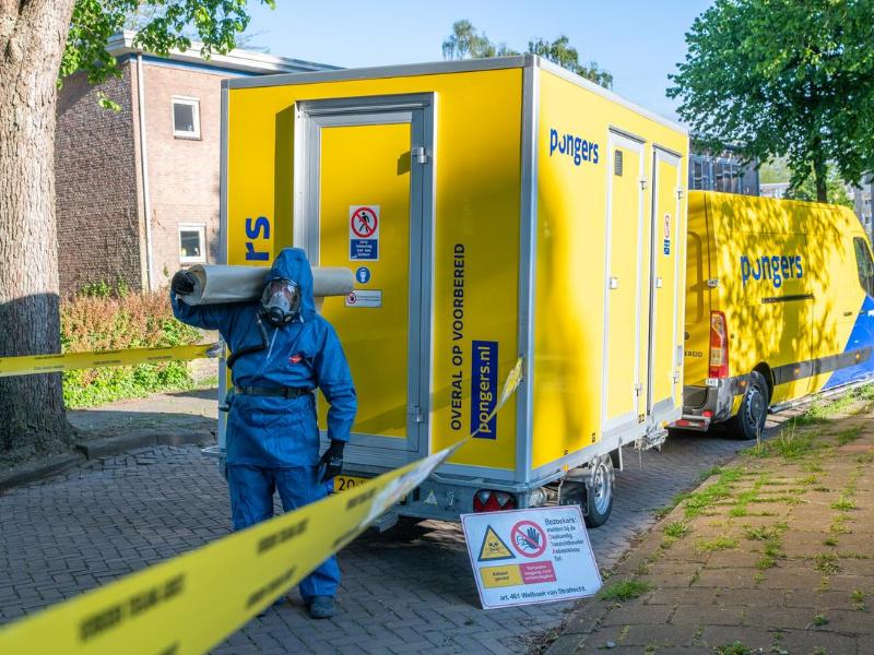 Asbestsanering huurwoningen