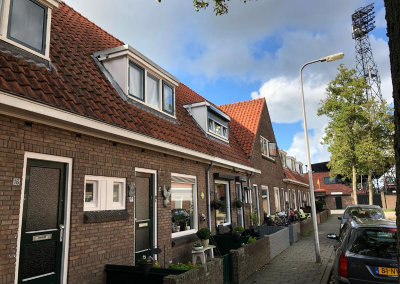 Renovatie Hof van Colmschate te Deventer