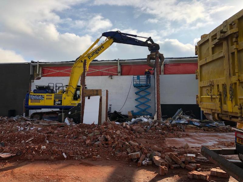 Renovatiesloop in meerdere fases in Rijssen
