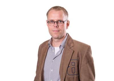 Nieuwe collega: Jakko Rietman
