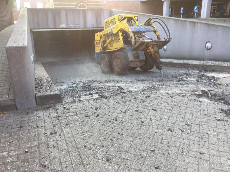 800x600_Projecten_Website_Pongers_Verwijderen_hellingbaan-verwarming_parkeergarage_RUG