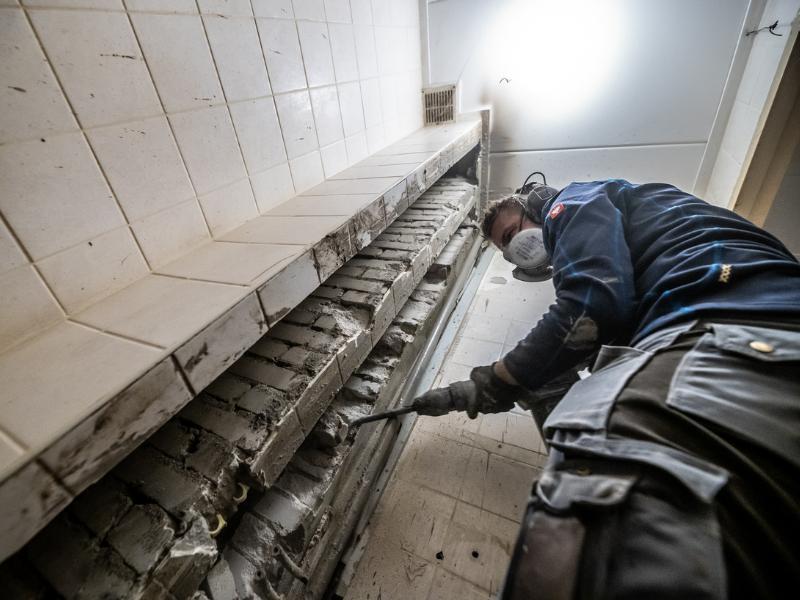 Renovatiewerkzaamheden in 13 woningen te Zutphen