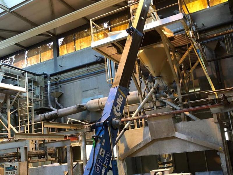 Machine ontmanteling Cirex Almelo - Pongers Precisie Sloop